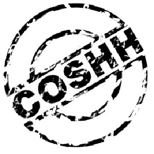 COSHH-Certified, Licensed & Insured